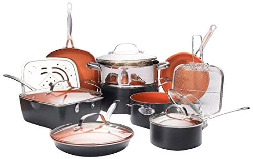 best copper cookware from Gothma Steel Ultimate