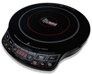 best induction cooktop from NuWave