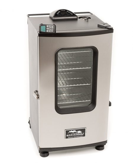 Masterbuilt top controller electric smoker
