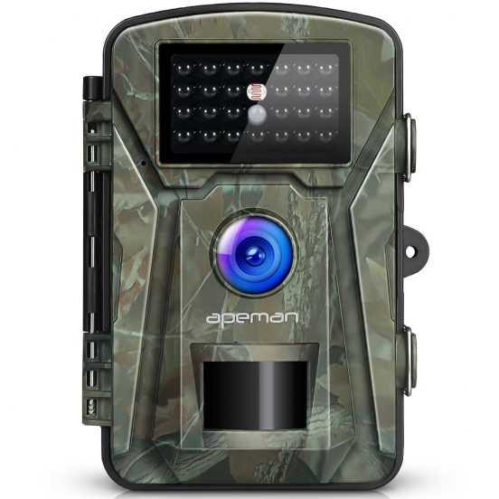 apeman trail camera 12mp game and hunting camera with night vision