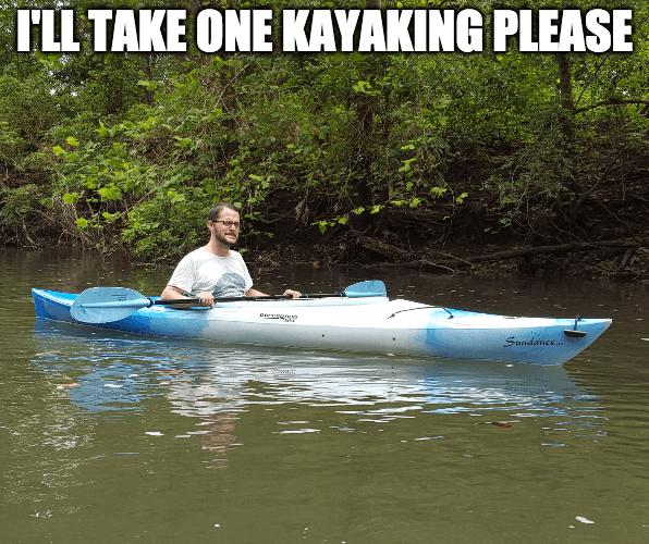 best tandem kayak please