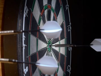 darts exercises