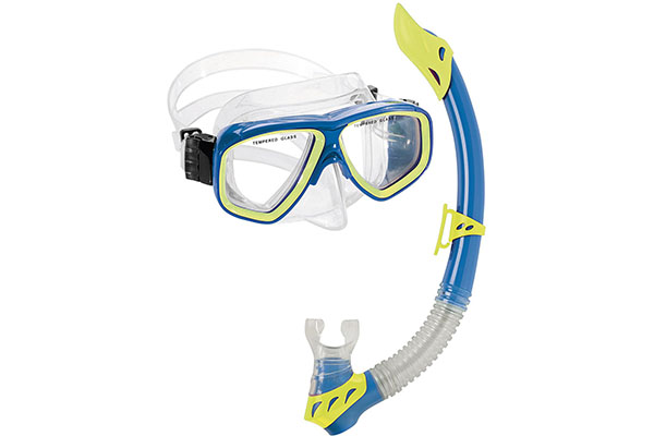 CRESSI-DELUXE-KIDS-YOUTH-MASK